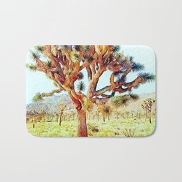 Joshua Tree VG Hills by CREYES Bath Mat