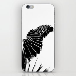 Landscape model sections iPhone Skin