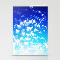 martell Stationery Cards featuring Under the Same Sky by G Martell