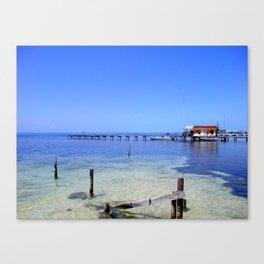 Belize Canvas Print