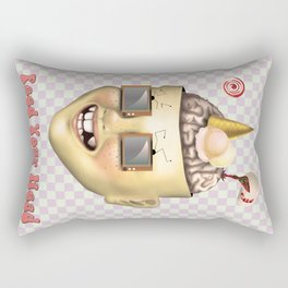 Pokerface Rectangular Pillow