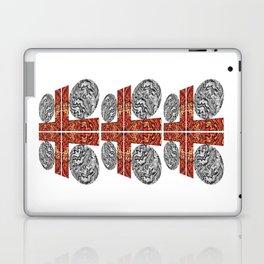 Grid Lock Laptop & iPad Skin