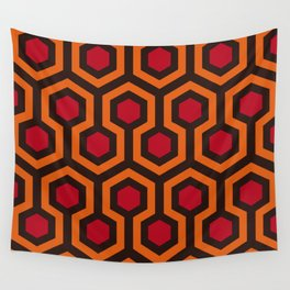 Room 237 Wall Tapestry