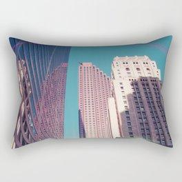 Bam! Flare!.. Rectangular Pillow
