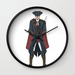Haytham Wall Clock