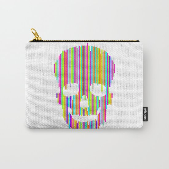 Skull Study no.1 Carry-All Pouch