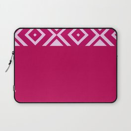 Pink Diamonds Laptop Sleeve