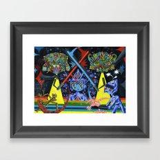 Principe Espaditas Framed Art Print