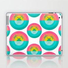 Summer Island Unicorn Laptop & iPad Skin