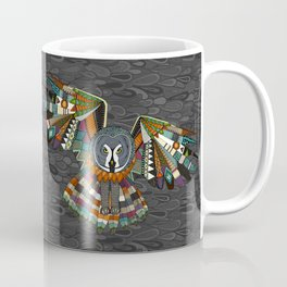 night owl charcoal Coffee Mug