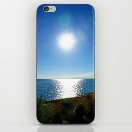 Solitaire Sky iPhone Skin