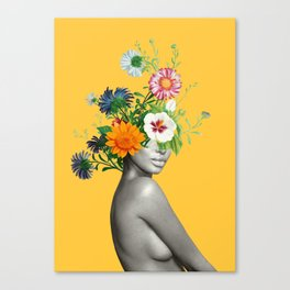 Bloom 5 Canvas Print