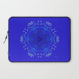"""Hakakā a hohonu"" (lucha profunda) Laptop Sleeve"