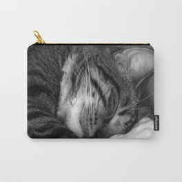 Tiger in my bed Carry-All Pouch