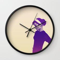 Audrey Hepburn Vintage Wall Clock