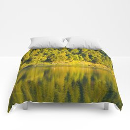 Furnas lake Comforters