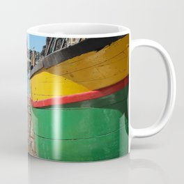 Watching the ships come in... Coffee Mug