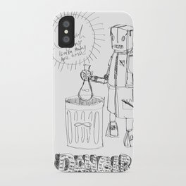 Danger. [SKETCH] iPhone Case