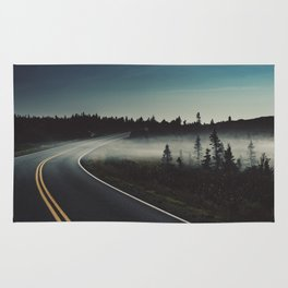 Midnight Mist Rug