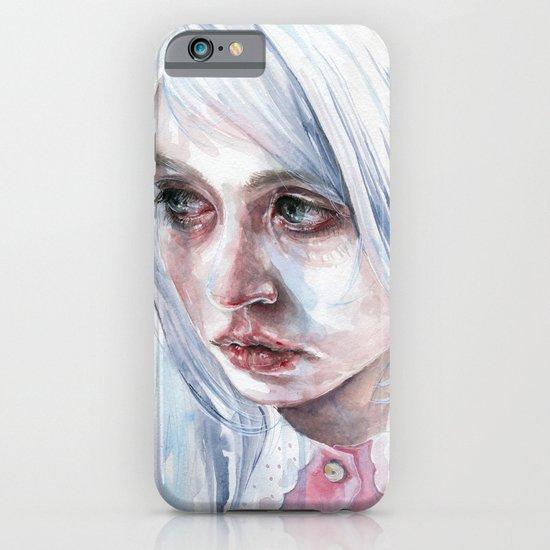 creepychan on moleskine iPhone & iPod Case