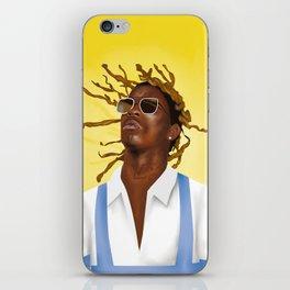 Young Thug iPhone Skin