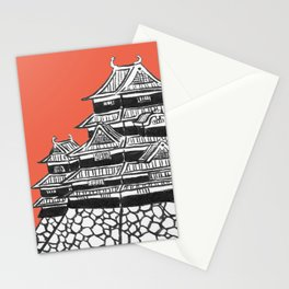 The Black Castle Stationery Cards