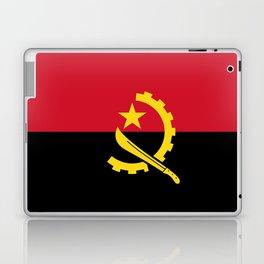 Flag Of Angola Laptop & iPad Skin