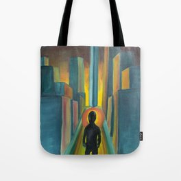 """The Diverge"" Tote Bag"