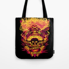 IMMORTAN JOE: THE ASHES OF THIS WORLD Tote Bag