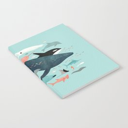 Under the Sea Menagerie Notebook