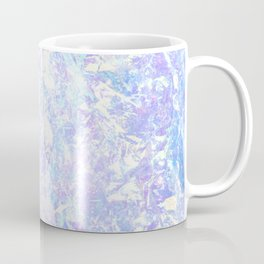 Iridiscent Pastel Crystal Coffee Mug