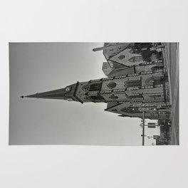 Detroit Architecture 1 Rug