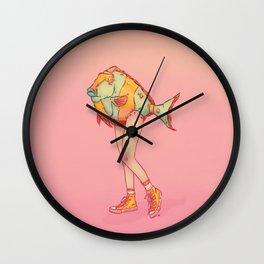 Mermay No.2 Wall Clock