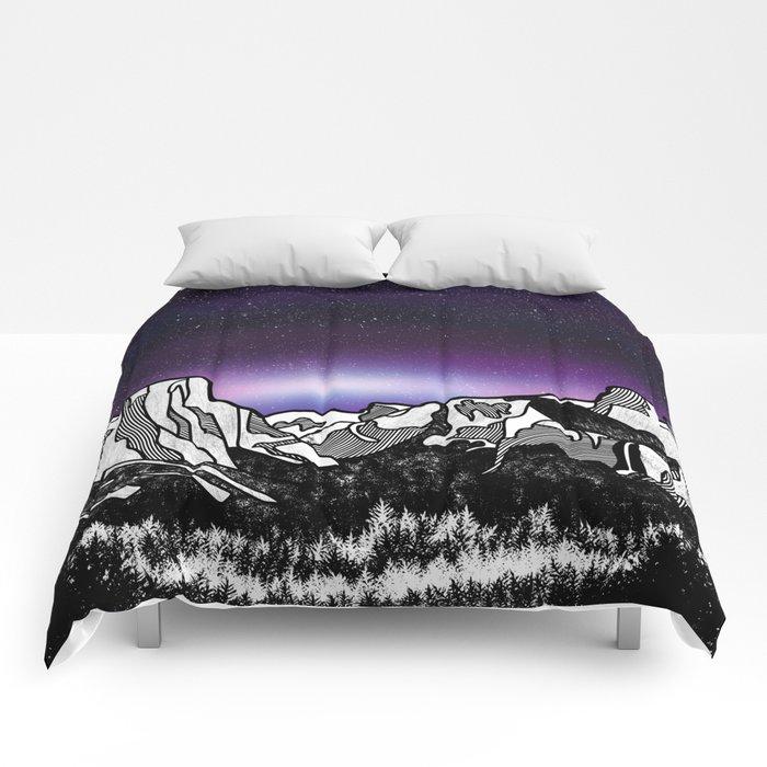 Yosemite Comforters