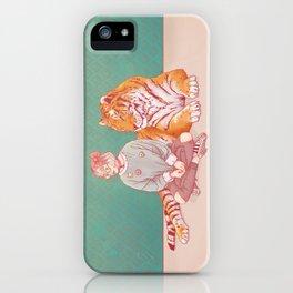 I'm a cat Lady iPhone Case