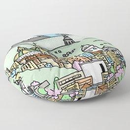 Quito Floor Pillow