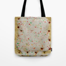Dessert for Breakfast Tote Bag