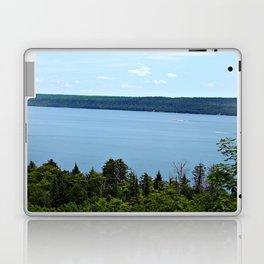 Perfect Day on Lake Superior Laptop & iPad Skin