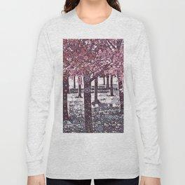 :: Girl Trees :: Long Sleeve T-shirt