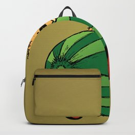 Albert and his watermelon ride Backpack