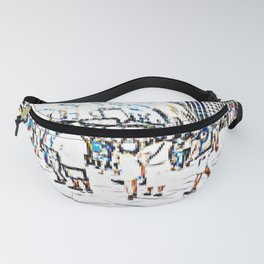 The Bean Fanny Pack