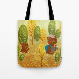 Thousands of flowers bloom Tote Bag