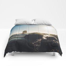 Tide Changes Comforters
