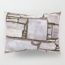 Rock Wall Pillow Sham