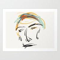 Goorgoor Art Print