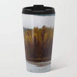 autumn fog Travel Mug