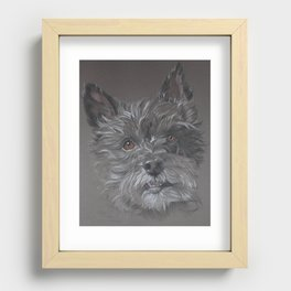 Rudie Recessed Framed Print