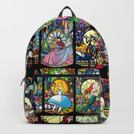 A Small World... Backpack
