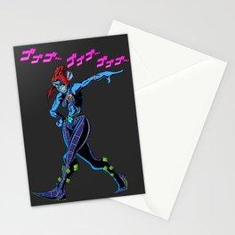 Undyne kujo Stationery Cards