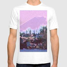 Roseglow Tahoma T-shirt
